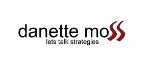 Danette Moss Lets Talk Strategies logo Press