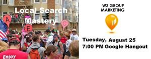 David B. Wright Local Search Mastery W3 Group Marketing