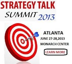Strategy Talk Summit Atlanta