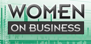 Women On Business Logo