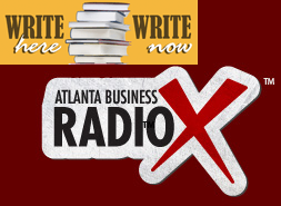 Write Here Write Now Atlanta Business Radio X