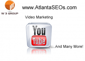 Atlanta Video marketing services YouTube and more