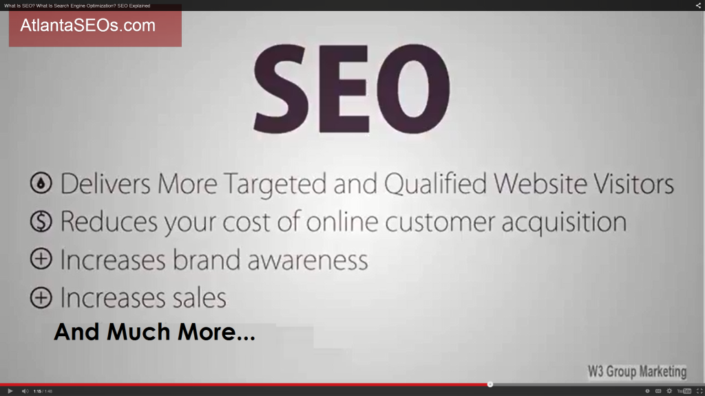 Learn about SEO at the Marketing Small-Medium-Sized Businesses: Get More Business! Meetup