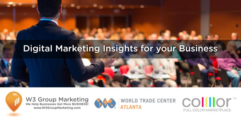 Marketing Workshops with the World Trade Center Atlanta